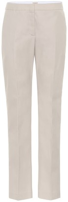 Tod's High-rise straight pants