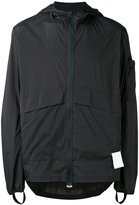 Satisfy lightweight hooded jacket