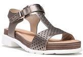 Dr. Scholl's Dr. Scholls Original Collection Metallic Leather Hinda Sandals