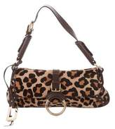 Dolce & Gabbana Ponyhair Shoulder Bag