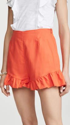 Lost + Wander Papaya Shorts