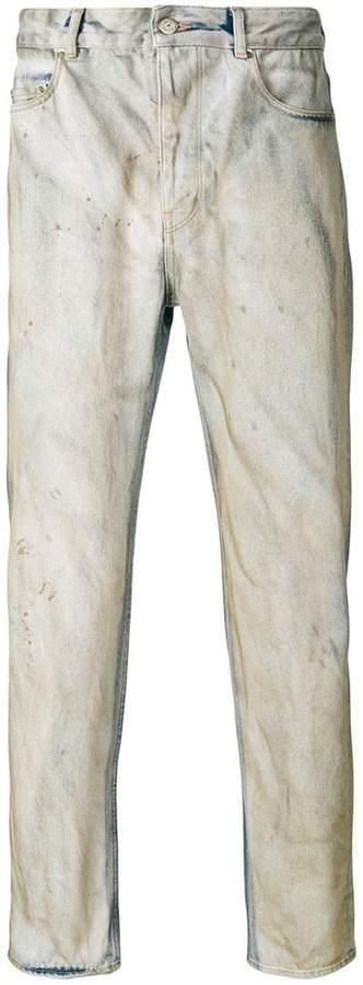 Golden Goose distressed slim-fit jeans