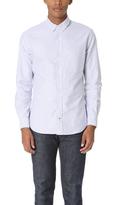 Gitman Brothers Striped Oxford Shirt