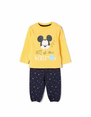 ZIPPY Baby Boys' ZBBPL10_470_2 Pajama Set