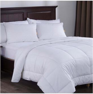 St.James Home St. James Home Puredown Dobby Check Lightweight Down Alternative Comforter