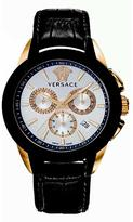 Versace Character Collection VQN030015 Men's Stainless Steel Quartz Watch