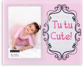 Bed Bath & Beyond Malden® Tu Tu Cute Ballerina Picture Frame