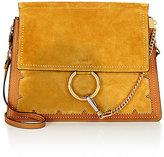 Chloé Women's Faye Medium Shoulder Bag-YELLOW