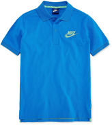 Nike Short Sleeve Polo Shirt - Big Kid Boys