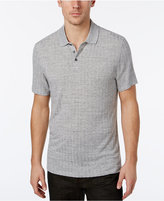 Alfani Men's Stretch Stripe Polo, Classic Fit, Only at Macy's