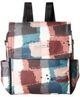 Petunia Pickle Bottom Glazed Boxy Backpack Diaper Bags