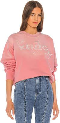 Kenzo Bubble Pearls Sweatshirt