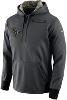 Nike Men's Houston Texans Salute to Service Hoodie