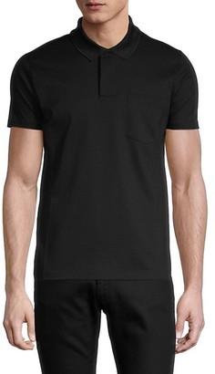 Kenzo Short-Sleeve Cotton Polo