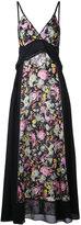 3.1 Phillip Lim floral printed dress - women - Silk - 6