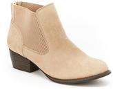 UNIONBAY Tan Harper Ankle Boot - Women