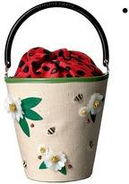Charlotte Olympia Picnic Bucket Bag Handbags