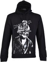 DSQUARED2 Punk Print Hoodie