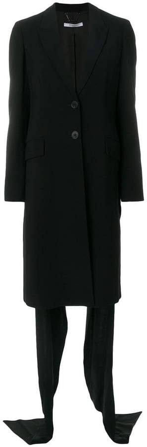 Givenchy train detail coat