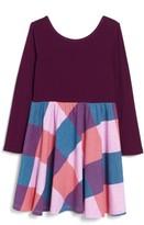Tea Collection Toddler Girl's Dahlia Skirted Dress