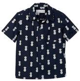 Sovereign Code Gatsby Pattern Shirt (Toddler & Little Boys)