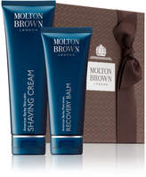 Molton Brown Mens Shave & Recovery Gift Set for Dry Skin