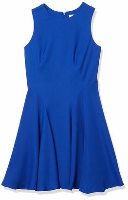 Eliza J Women's Sleeveless Dress Flared Side Waistline