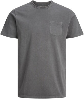 Jack and Jones Crew Neck Pocket T-Shirt
