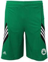 adidas Boys 8-20 Boston Celtics Prestige Shorts
