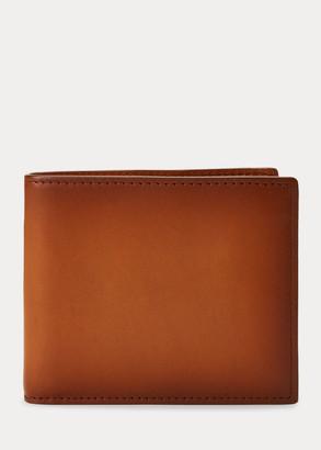 Ralph Lauren Hand-Burnished Vachetta Wallet