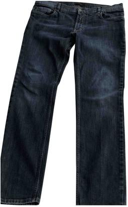 Prada Blue Cotton - elasthane Jeans