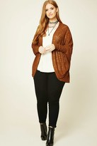 Forever 21 FOREVER 21+ Plus Size Dolman Cardigan