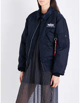 Alpha Industries CWU 45/P shell bomber jacket