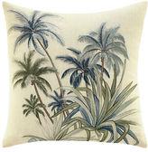 Tommy Bahama Serenity Palms Palm Tree Decorative Pillow