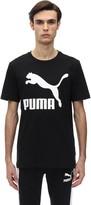 Puma Select Classics Logo Cotton Jersey T-shirt