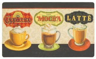 Mohawk Home Comfort Coffee Moments Kitchen Mat - 18'' x 30''