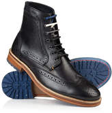 Superdry Shooter Leather Boots