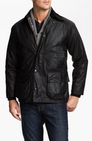 Barbour 'Bedale' Regular Fit Waxed Cotton Jacket