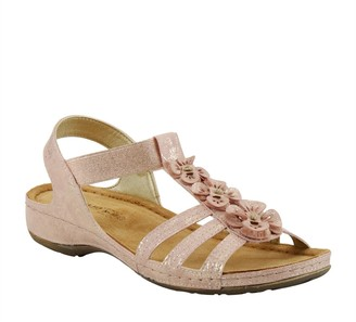 Spring Step Flexus by Adede Women's T-Strap Sandals
