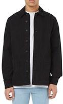 Topman Men's Oversize Work Shirt Jacket