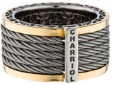 Charriol Cable Band Ring