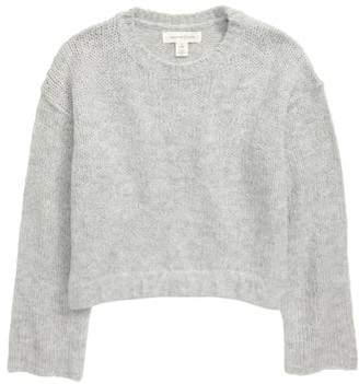Treasure & Bond Flare Sleeve Sweater