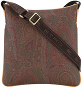 Etro paisley-print shoulder bag - women - Calf Leather - One Size