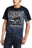 Liquid Blue Men's AC/DC Cannon T-Shirt
