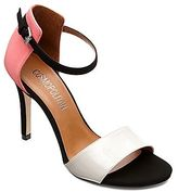 JCPenney Cosmopolitan Amber Colorblock Sandals
