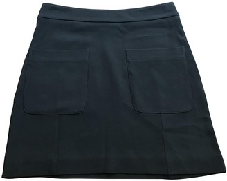 Vanessa Bruno Blue Viscose Skirts