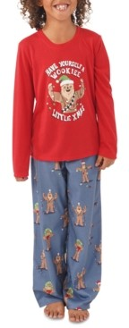 Munki Munki Nite Nite by Matching Kids Star Wars Holiday Chewbacca Family Pajama Set