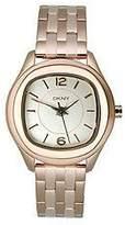 DKNY Round Rose-Gold Steel Bracelet Women's watch #NY8807