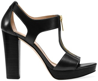 MICHAEL Michael Kors Berkley Platform Leather Sandals