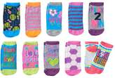 Pink Cookie Girls 4-16 10-pk. Sports Low-Cut Socks